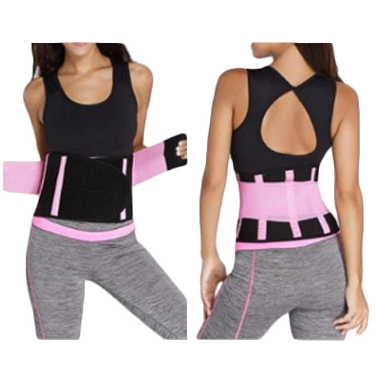 Diconna Postpartum Women's Waist Trainer Belt Tummy Control Bodyshaper Corset Cincher