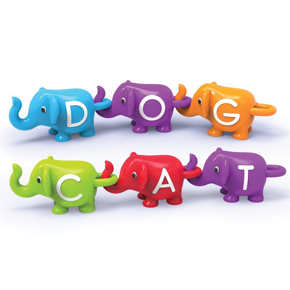 Learning Resources Snap-n-Learn Alphabet-Elefanten