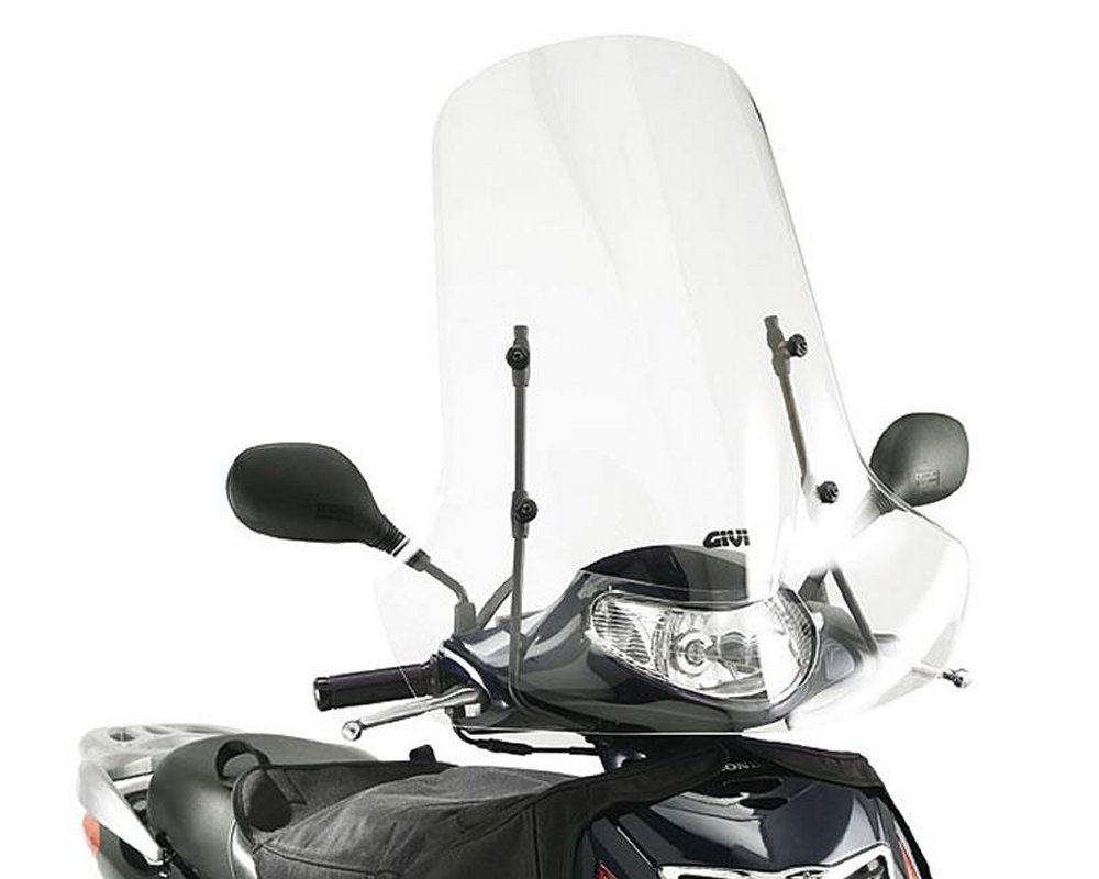/04 Wind shield Givi Airstar Clear for Honda SH 125-150/from 01/