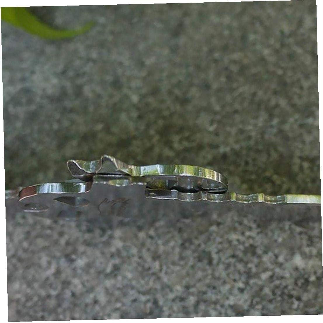 Suministros Key Ring Kit de Herramientas al Aire Libre Inoxidable Multi Bolsillo Gadget Utilidad EDC Llavero Exterior