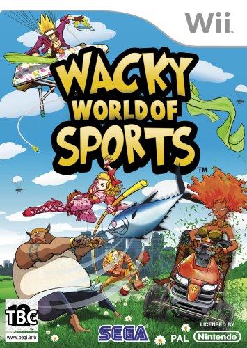 wacky world of sports wii - 3