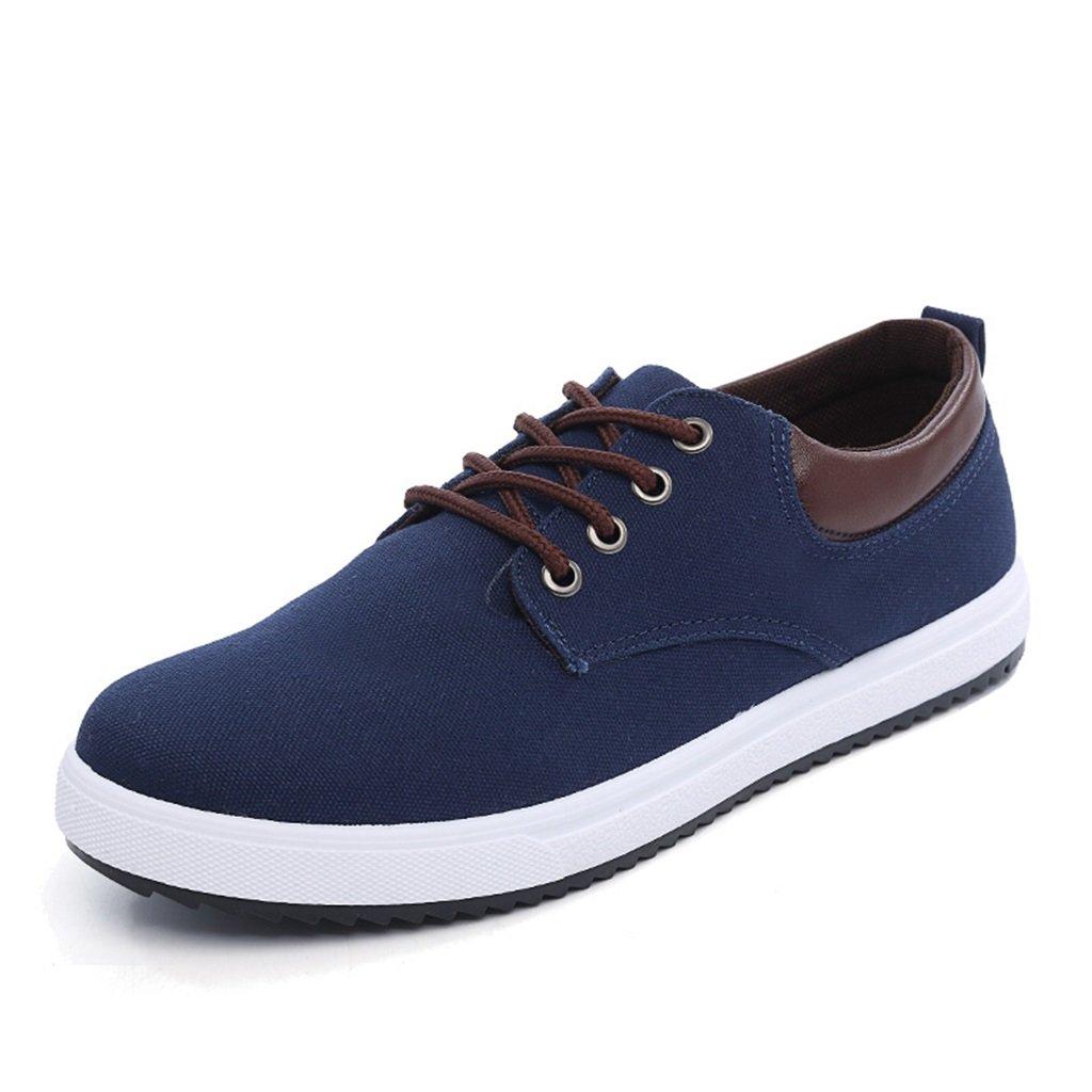 alus- primavera y otoño - Zapatillas de Casual para hombre zapatos de Lienzo decorativo para ayudar a bajo: Amazon.es: Hogar