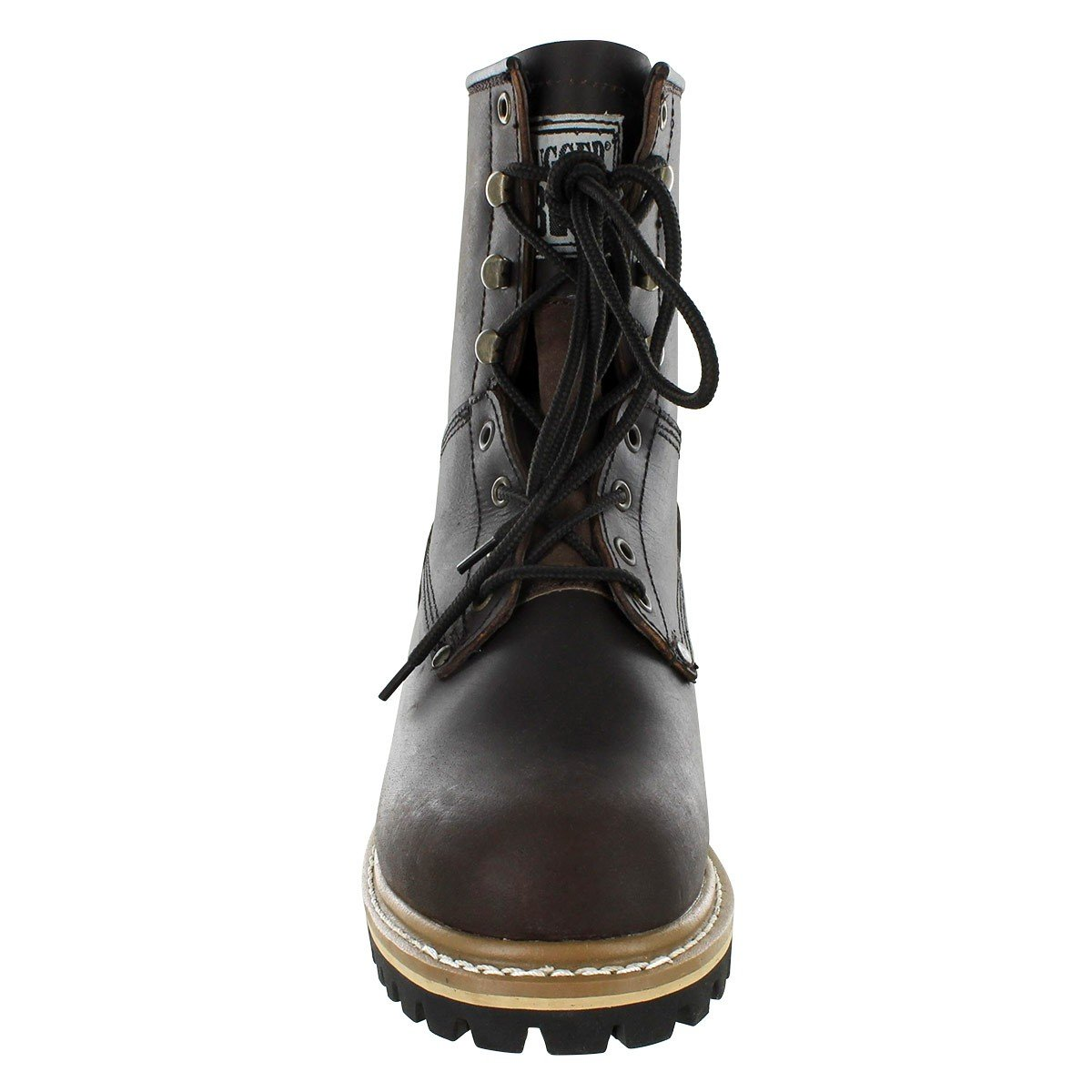 Rugged Blue Pioneer II Logger Boot (12W) Brown by Rugged Blue (Image #3)