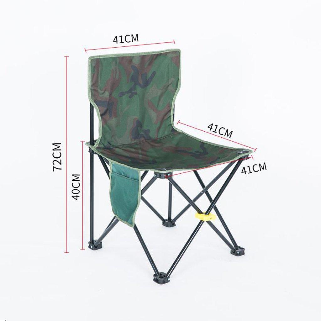 ベンチ 釣りの椅子屋外折りたたみ椅子ポータブルキャンプのビーチの絵画のスケッチの椅子 (A++) (色 : D, サイズ さいず : W41cm*H72cm) B07DHJKQBM W41cm*H72cm|D D W41cm*H72cm
