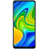 Xiaomi Redmi Note 9 128GB 4GB RAM - Versão Global - Midnight Grey