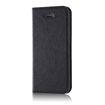 1456fac0aa Amazon   レイ・アウト iPhone SE/5s/5 ケース 手帳型ケース マグネット ...