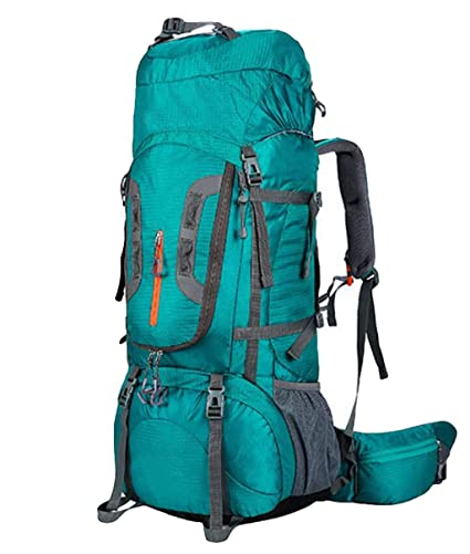 QIANDING dengshanbao ZF Professional Outdoor Mountaineering Bag Multi-Function Ultra Light Outdoor Waterproof Travel Camping