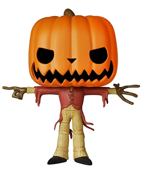 Amazoncom Nightmare Before Christmas Jack The Pumpkin King