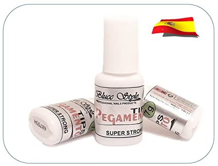 Pegamento TIPS - Super Strong / 7g -alta calidad