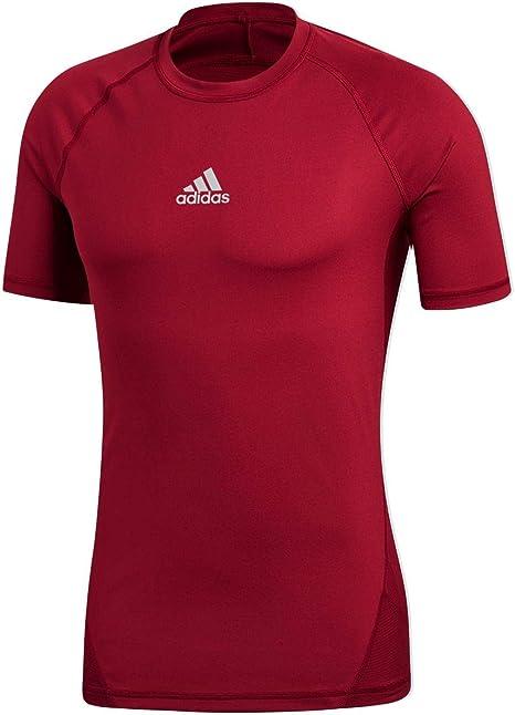 adidas T-Shirt-Cw9550 Camiseta para Hombre, Cburgu, XXXL: Amazon ...