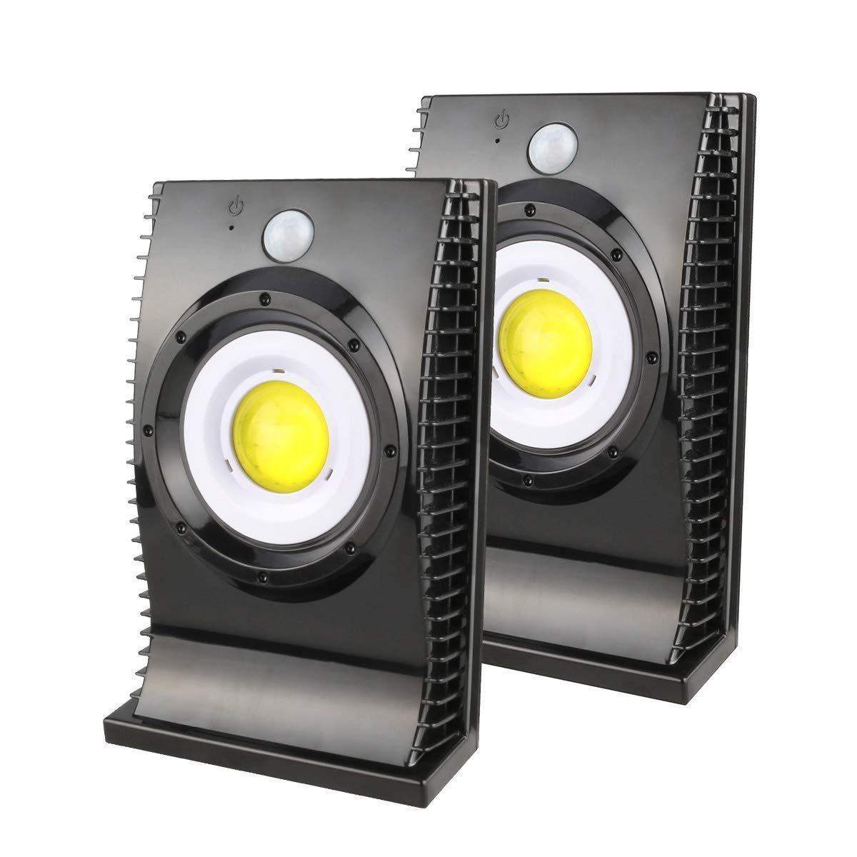 Solar Lights Outdoor, Solar Flood Light Outdoor 54 LED, Waterproof IP 65 LED Flood Light for Garden Garage Lawn Pool Fencing Pathway (1 Pack)