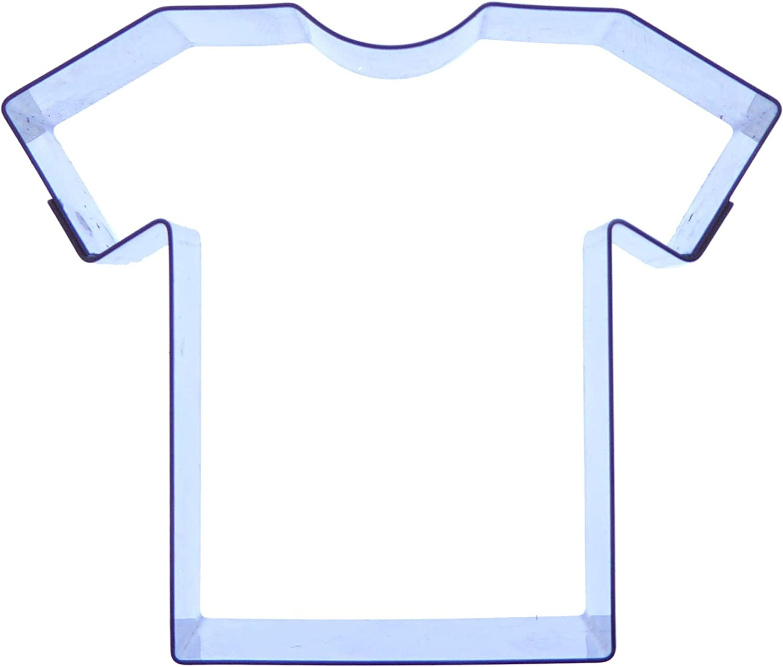 Camiseta de fútbol – Cortador de acero inoxidable – 45 mm: Amazon.es: Hogar