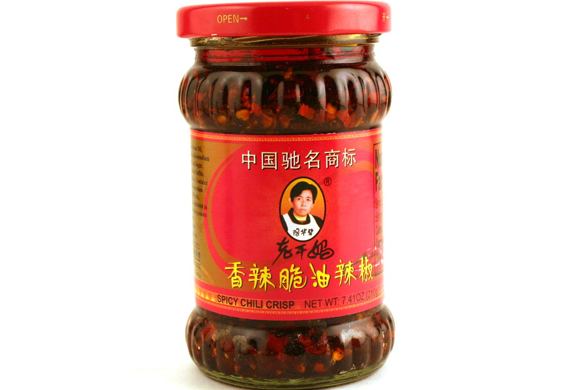 Spicy Chili Crisp (Chili Oil Sauce) - 7.41oz (Pack of 1)