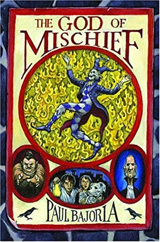book cover of The God of Mischief