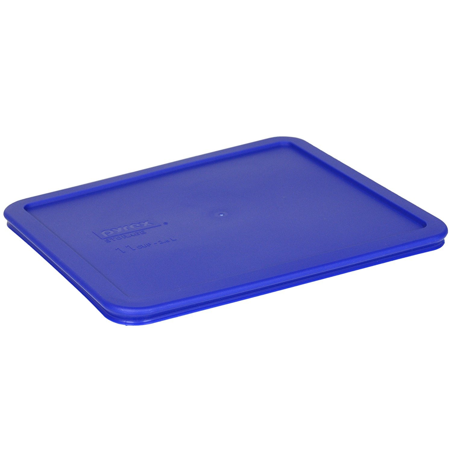 Amazon.com: PYREX 7212-PC Light Blue 11-cup Rectangular Plastic Cover for Glass Dish: Kitchen & Dining