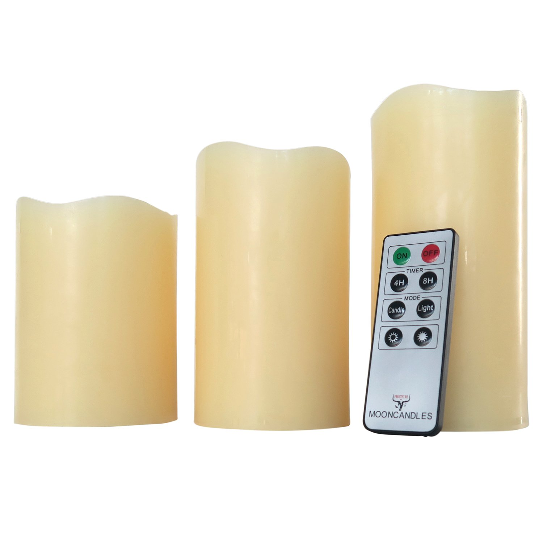 61Vmc6eCSRL._SL1500_ Elegantes Elektrische Kerzen Mit Fernbedienung Dekorationen