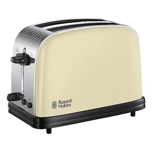 Breville Vtt702 Impressions 4 Slice Toaster Cream