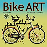 Bike Art 2017 Mini Wall Calendar: In Celebration of the Bicycle