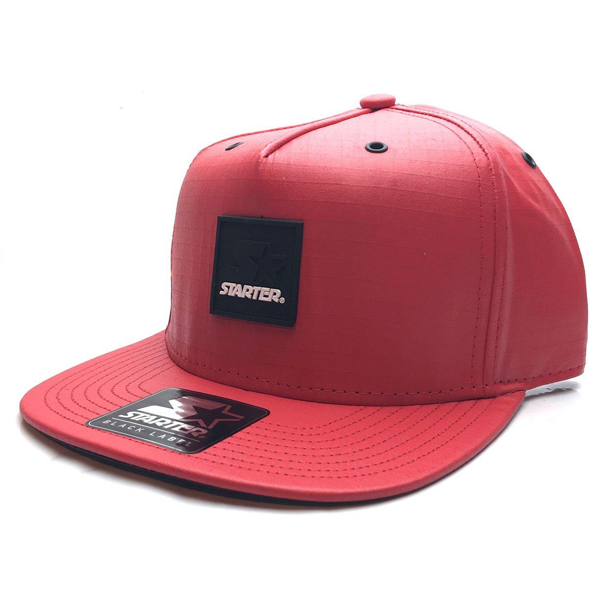 Gorra Starter - Smoked rojo/negro talla: OSFA (Talla única para ...