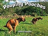 Pooping Pooches White Elephant Gag Gift Calendar