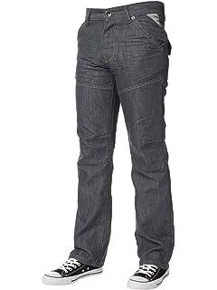 8ccca4fd8 Enzo Boys Designer Jeans Straight Leg Fit Kids Denim Pants All Waist Sizes
