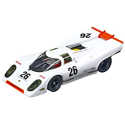 Carrera 27606 Porsche 917K #26 Evolution Analog Slot Car Racing Vehicle 1:32 Scale: Toys & Games