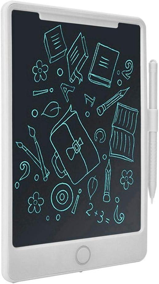 8.5インチポータブル描画ボード、手書きボード、子供/子供のための金庫(white)