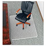DEFCM16443F - UltraMat All Day Use Chair Mat for High Pile Carpet