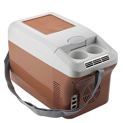 Refrigerador Portátil, Congelador Comprimido con Congelador 15L ...