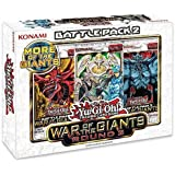 Yu Gi Oh! War of the Giants Round 2 Battle Pack 2