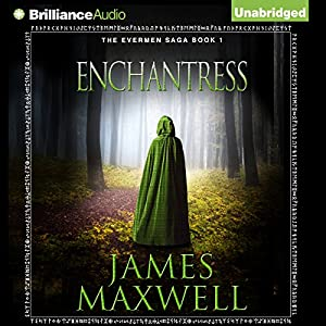 Enchantress Audiobook