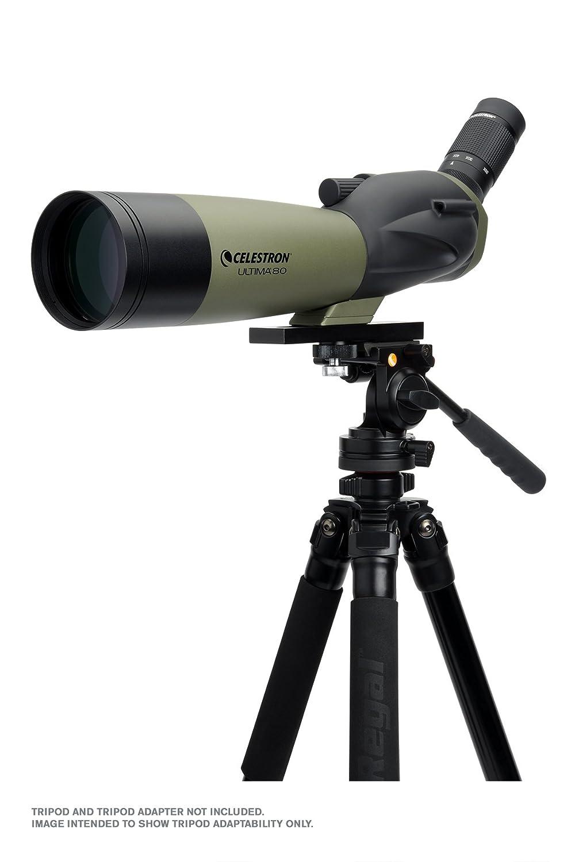 Celestron 52250 80 mm Ultima Spotting Scope 45 Degrees