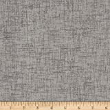 Premier Prints Jackson Indoor/Outdoor Light Grey Fabric By The Yard