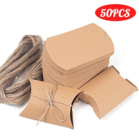 Amazon.com: shindel almohada caja, caja de regalo, Candy ...