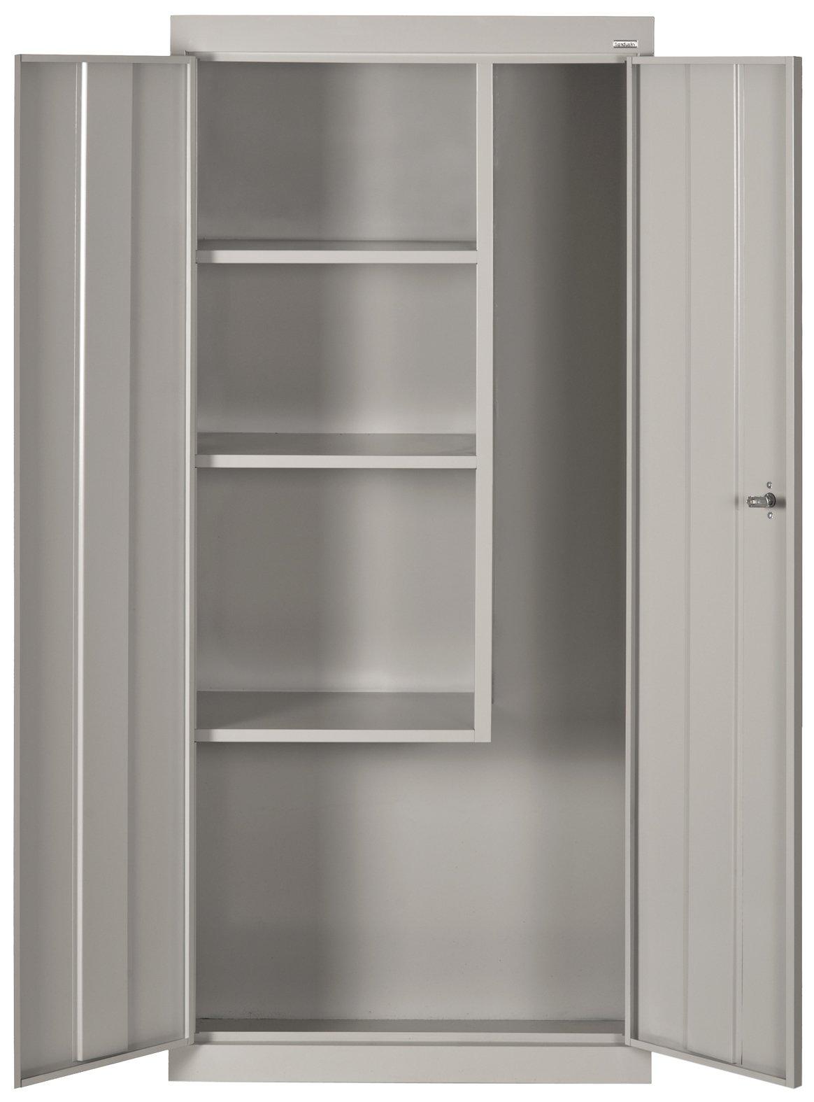 Sandusky Lee Steel Janitorial/Supply Cabinet, 3