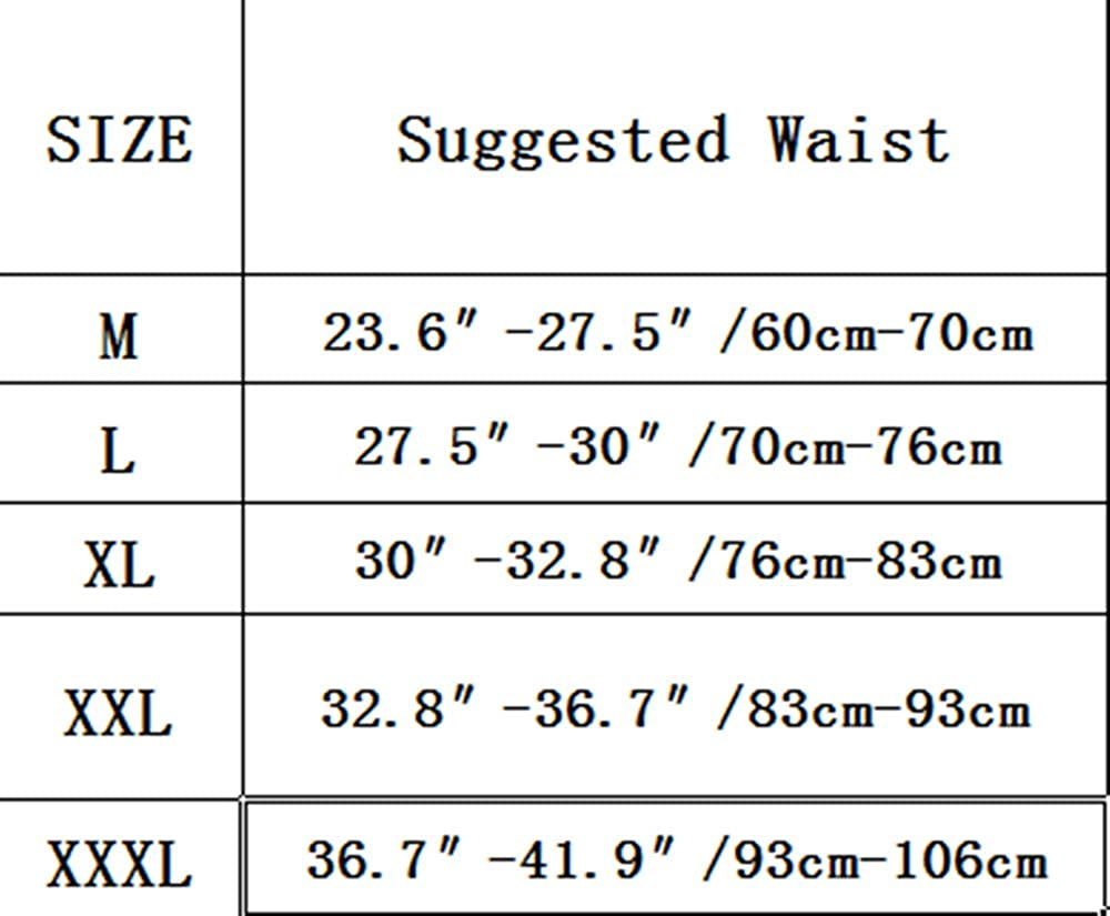 bf9aa0f5990 ... Slimming Shapewear smart sisi 5 pcs Womens Plus-Size High Waist Cotton  Briefs Underwear