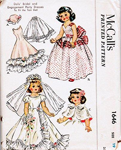 50s dress patterns mccalls - 7