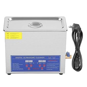 1.3-30L Ultrasonic Ultraschallreinigungsger/ät Ultraschallreiniger Reinigung 15L