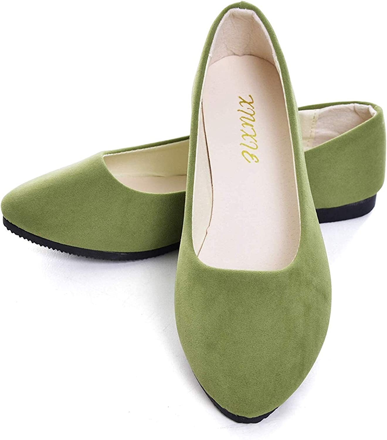 Free Shipping Women Flat Shoes Comfortable Shoes Handmade Shoes Leather Shoes Ballerinas Shoes Flat Shoes