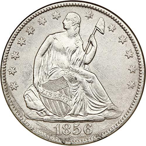 1856 O Liberty Seated Half Dollars Half Dollar AG0 NGC ()