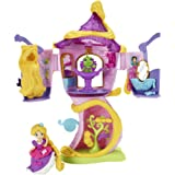 Disney Girls - Mini Princess Torre de Belleza Rapunzel (Hasbro B5837EU4)
