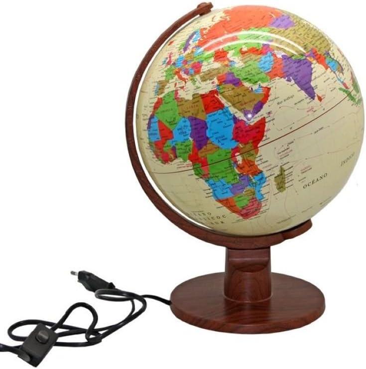 Esfera 25cm Marco Polo Con Luz=200744=: Amazon.es: Oficina y ...