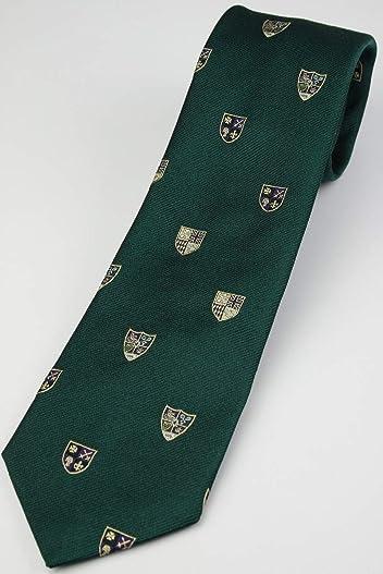 John Comfort Crest Jacquard Tie 19SSJC004