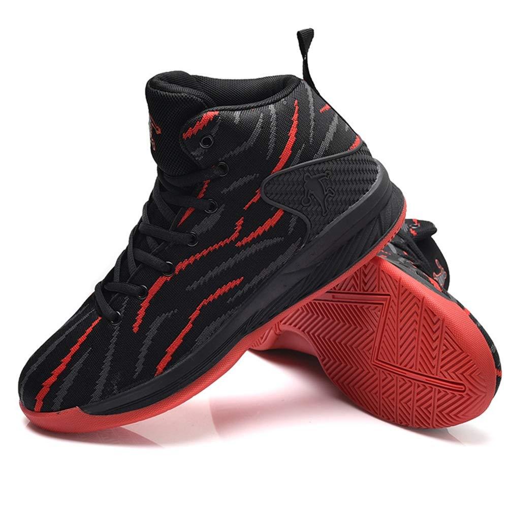 YAN Scarpe da uomo Fall Scarpe da da da basket antiscivolo Stivali scarpe da ginnastica Lace Up Scarpe da trekking Fitness e Cross Training Scarpe (Coloreee   B, Dimensione   37) | Prezzo Pazzesco  | Bel design  | Colore molto buono  | Gioca al meglio | Ha u 8f7c46