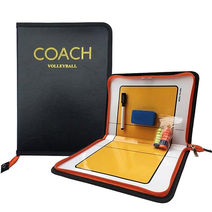 Amazon.com: wrzbest voleibol – pizarrón magnética de ...