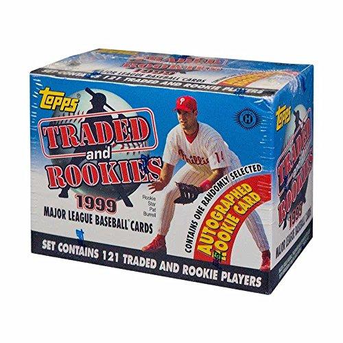 (1999 Topps Traded & Rookies Baseball Hobby Factory Set )