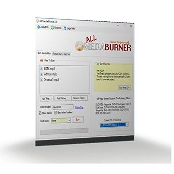 cd writer download
