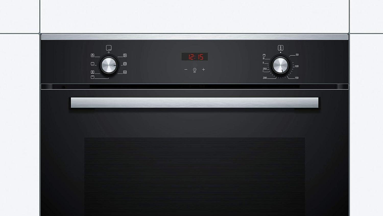 Bosch Serie 4 HBS233BS0 - Horno (Medio, Horno eléctrico, 71 L, 71 ...