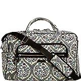 Vera Bradley Women's Iconic Weekender Travel Bag-Signature