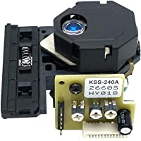 ZAK168 Lente óptica KSS-240A, Lector de CD, componentes